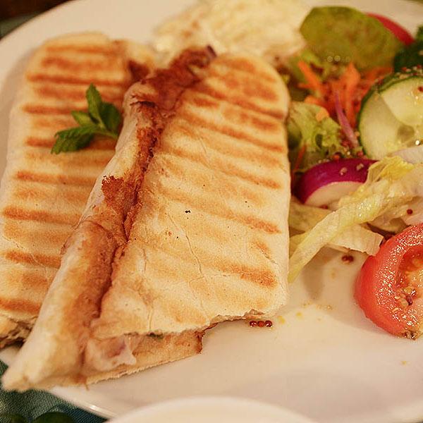 Cheese & Ham Panini