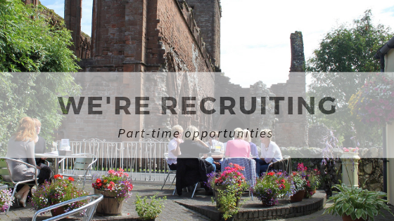 join the Abbey Cottage team job vacancy recruitment new abbey