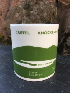 Criffel Mug Criffel and Knockendoch