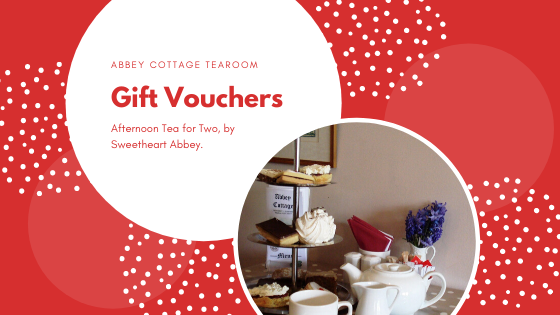 gift vouchers for Afternoon Tea