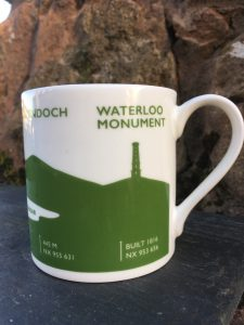 Criffel Mug Waterloo Monument